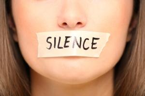 Don't Speak Unless Spoken To