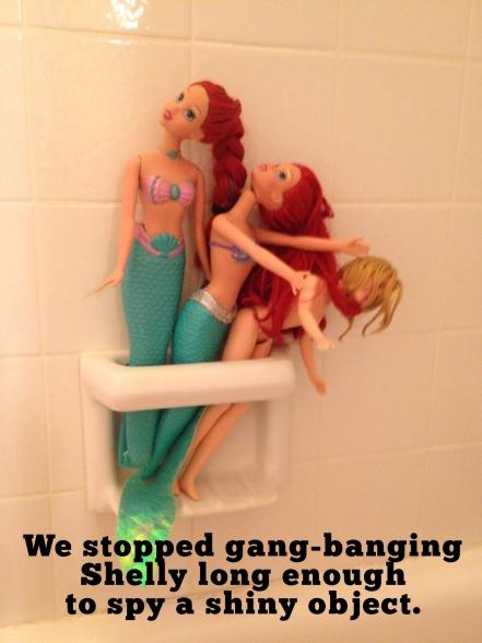 Random Barbie Porn