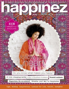 Happinez Magazine…Breath Your Way to Happiness