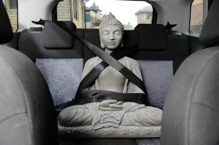 Meditating While Driving